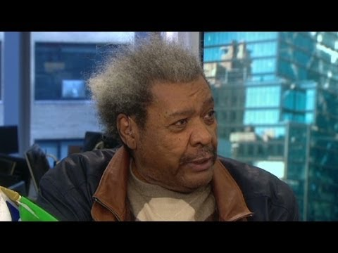 Don King shows his love for CNN show @This Hour