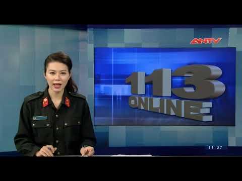 Bản tin 113 online 11h30 ngày 21.10.2016 - Tin tức cập nhật