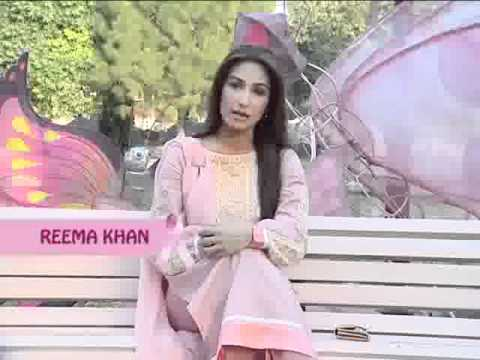 Breast Cancer Awareness Campaign Message by Reema Khan