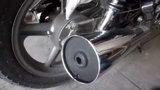 Escape de moto - Como cambiar el sonido