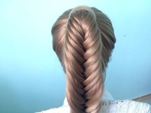 AnaTran - Buộc tóc đuôi ngựa kiểu hàn quốc cao đi học