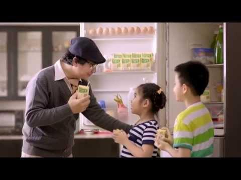 Sua dau nanh Fami Nguyen chat - Quang cao sua dau nanh 30s - 2014 - Cầu hôn