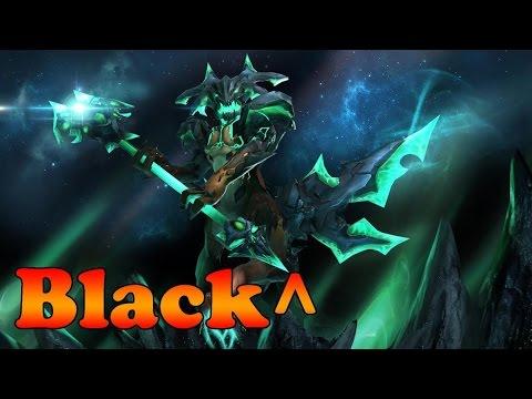 Dota 2 Gameplay: Black^ con Outworld Devourer
