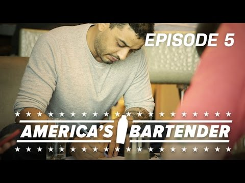 Las Vegas Cocktail Competition-- Finalists Challenge: Blind Taste Test--America's Bartender--GQ