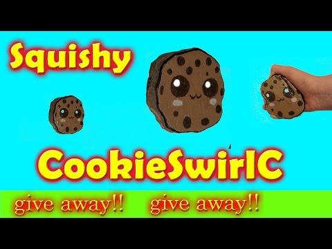 Squishy Cookieswirlc : Cookie Swirl C Diy Shopkins Squishy - DIY Squishy Shopkins Season 5 Li