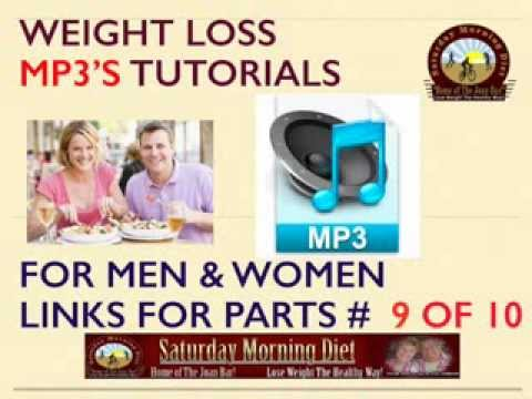 FREE MP3 Weight Loss eCourse Part # 9 on JOANBARS