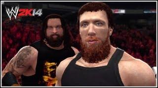 WWE 2K14 Daniel 'Wyatt' Bryan Entrance! (Daniel Bryan