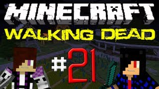 Minecraft: The Walking Dead Survival! Episode 21 - Zek Stahp Ragin'