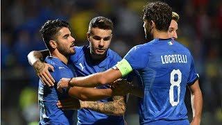 Highlights Under 21: Italia-Lussemburgo 5-0 (10 settembre 2019)