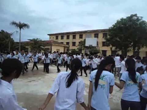 THPT Việt Yên 2 - Bắc Giang. Tri Ân khối 12 ra trường, khóa 2009 - 2012
