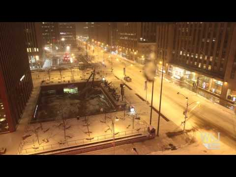 Time-Lapse: Winter Storm Hercules Blows Into NYC