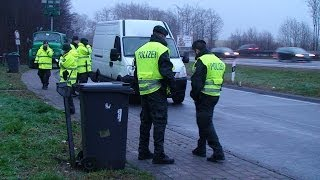 NRWspot. de | Mobile Täter im Visir – Schwerpunkteinsatz der Polizei im Reg. Bez. Arnsberg