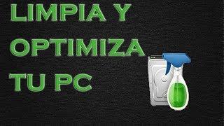 Limpiar Y Optimizar Mi Pc Rapido Y Facil 2014