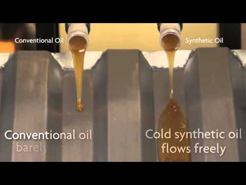 Pennzoil - Conventional vs Synthetic Motor Oil - YouTube
