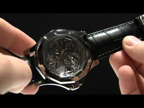 Corum Acoustica Minute Repeater Tourbillon Watch