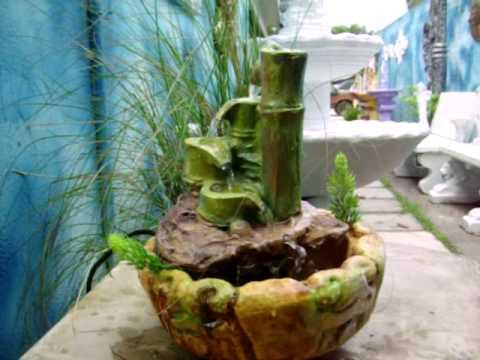 pequeñas fuentes feng shui