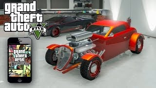 GTA 5 : How To LEGITLY Get Hotknife & Electric Car
