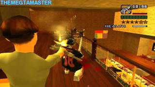 GTA San Andreas Mission 105: Stories Of Liberty City