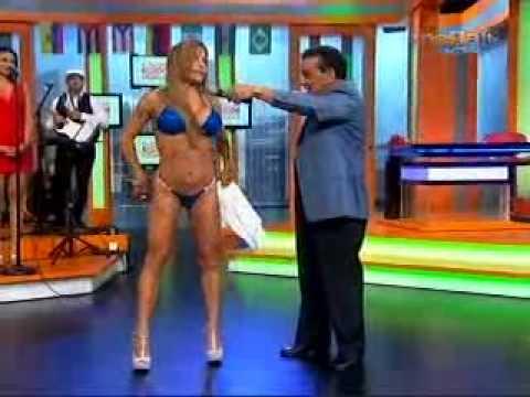 Luisana Gandica NPC Bikini Fitness Model