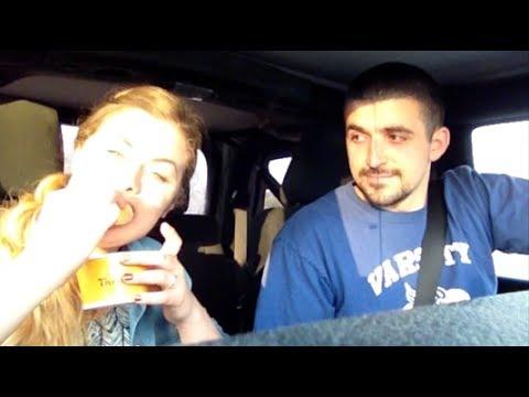 Garrett and Christine Talk - June 1, 2014 ♡ ChristineGsLife Daily Vlog