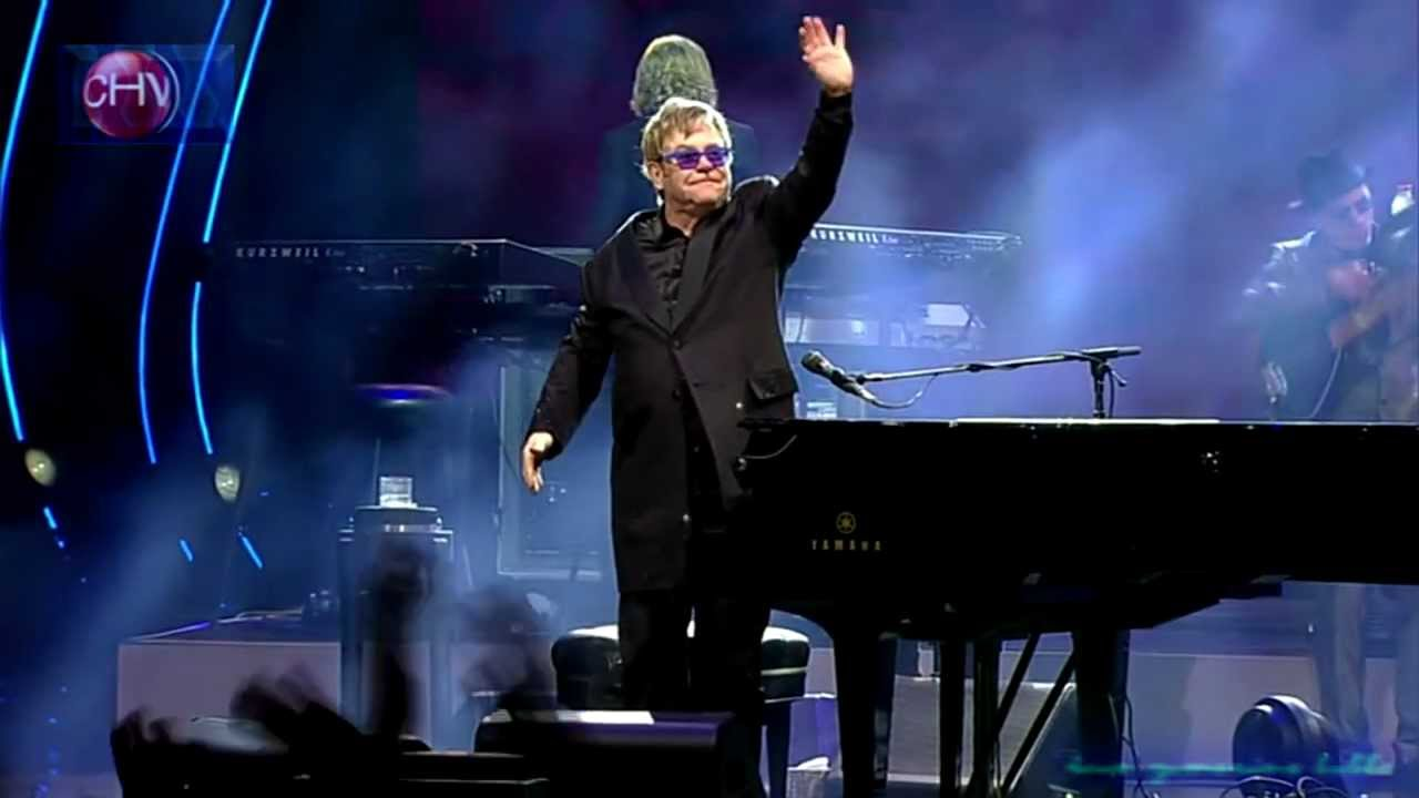 Elton John – Your Song (Live)