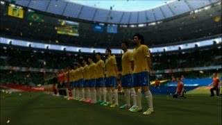 BRASIL X MÉXICO Copa Do Mundo 2014 FIFA BRASIL