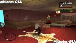 GTA San Andreas Como Entrar Al Puticlub De Denise