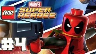 LEGO Marvel Superheroes LEGO BRICK ADVENTURES Part 4