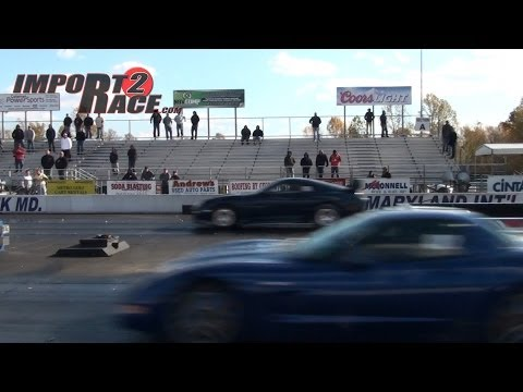 Toyota Supra vs Z06 Corvette