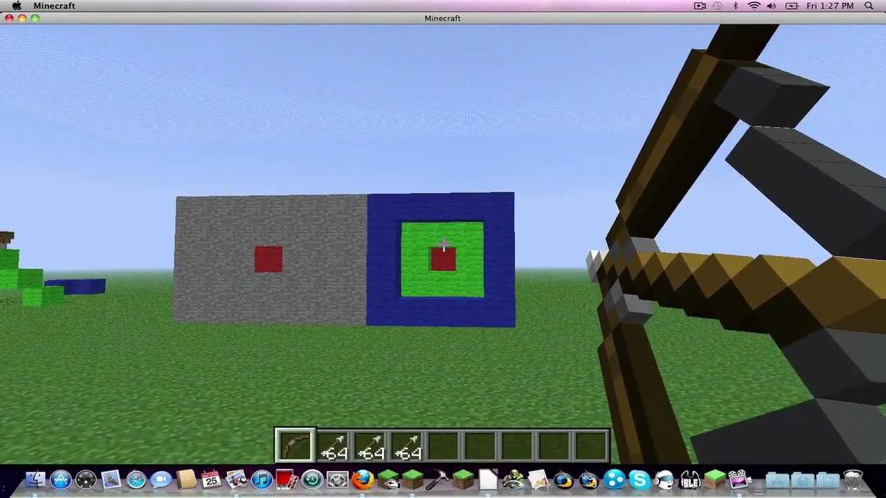 how to make arrow mone craft