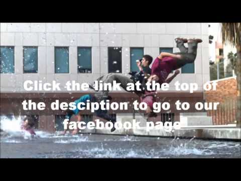 Parkour and Freerunning Facebook
