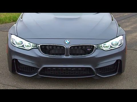 2015 BMW M4 - TestDriveNow.com Review by Auto Critic Steve Hammes