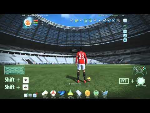 [FIFA Online 3 Việt Nam] Hướng dẫn 2: Kỹ thuật xử lý bóng cấp độ 1, 2 sao