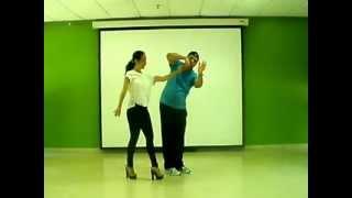 Aprende a bailar salsa. Dame 10