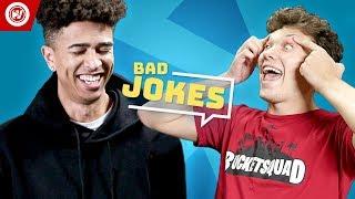 Jesser, Kristopher London, & 2HYPE Tell BAD Jokes!