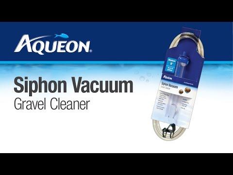 Aqueon siphon gravel youtube for Aspirarifiuti sera gravel cleaner