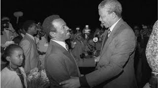 Interview with Mengistu Haile Mariam: Ethiopia and Nelson Mandela