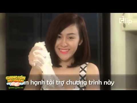 Clip Bà Tưng dạy làm bánh bao