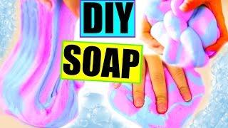 DIY Flubber Soap! Make Squishy Soap!