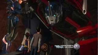 Transformers Prime 1° T. Episodio 1 Audio Latino [HD