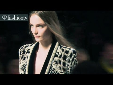 Balmain Fall 2012 Show at Paris Fashion Week ft Daria Strokous | hosted by Hofit Golan | FashionTV, SUBSCRIBE: http://bit.ly/FashionTVSUB http://www.FashionTV.com/videos PARIS - FashionTV has an exclusive look at the Balmain show during Paris Fashion Week F...