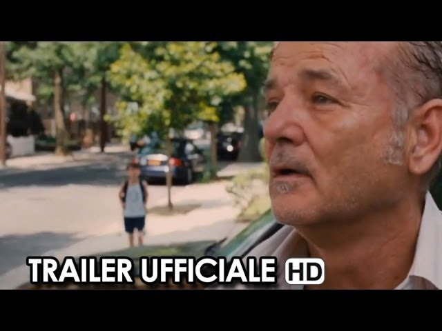 St. Vincent Trailer Ufficiale V.O. (2014) - Bill Murray, Melissa McCathy Movie HD