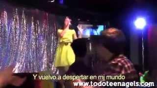 """Violetta 2 Francesca Canta """" En Mi Mundo En Italiano"""