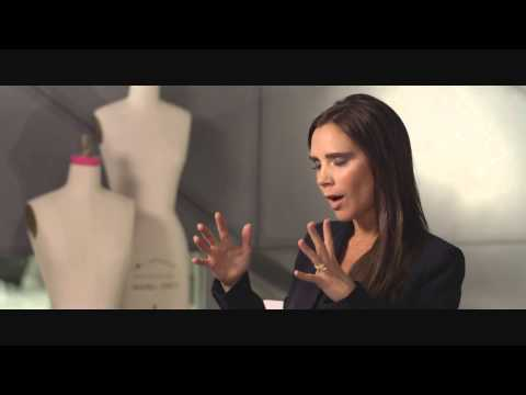 Victoria Beckham Fall/Winter 14: Behind the scenes at NYFW