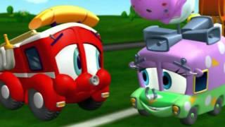 Finley - Hasičské autíčko 13