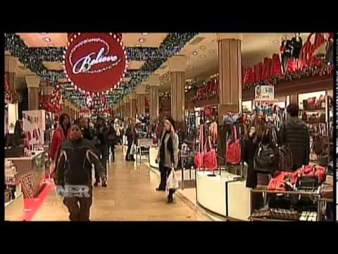 Nightly Business Report: Retail Earnings Preview (11/12/13)