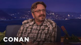 Marc Maron Feels Guilty Masturbating in the Shower During Drought Conditions