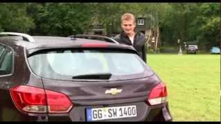 2013 Chevrolet Cruze Wagon / Тест-драйв