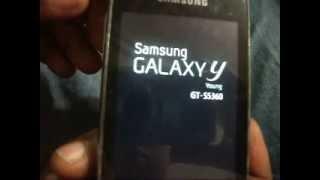 S4 Custom Rom For Samsung Galaxy Y GT S5360 By