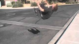 Extreme Free Running Parkour Stunts